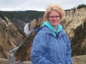 Badlands pic of Theresa